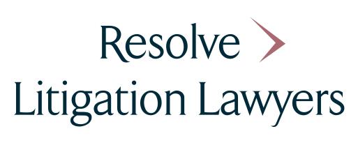 Resolve Litigation Lawyers